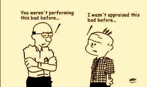 appraisal meeting